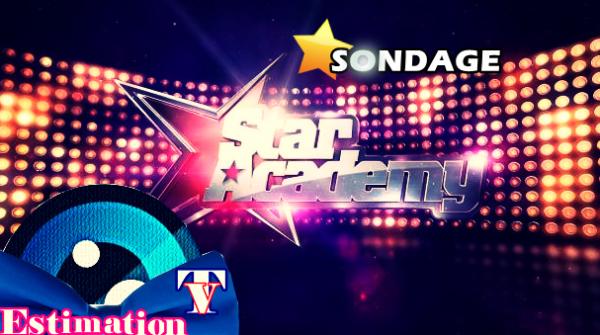 Sondage: Star Academy