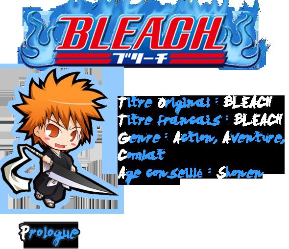 Bleach ♥