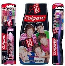Le Dentifrice Des One Direction ♥