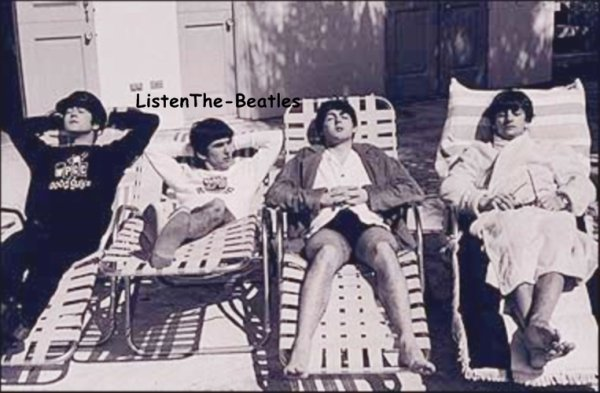 ➜ ( ListenThe-Beatles ‹) What else?...  Please, don't wake me, no, don't shake me Leave me where I am (2013)
