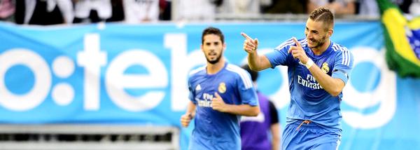 ● BenzemaNews, ta seule et unique source sur le footballeur international. ● Suivez sur ce blog toute l'actualité du grand Karim Benzema à travers des photos, des vidéos, ainsi que des résumés de matchs.