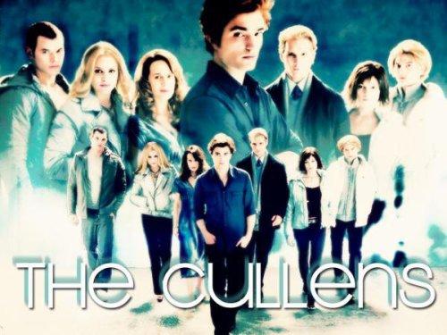 La famille Cullen.♥