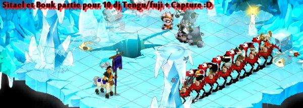 Donjon Tengu + Fuji x10 + Capture