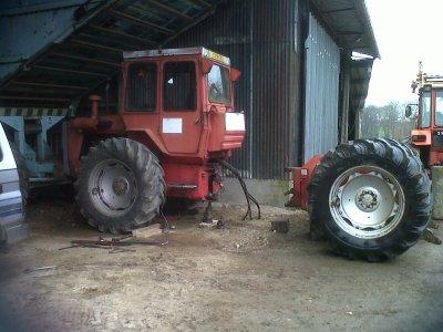 mes tracteur