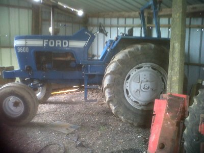 ford 9600