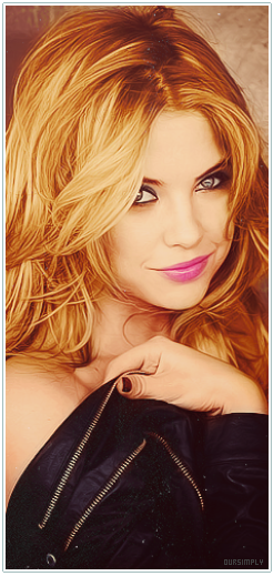 ♦  Ashley Benson ● Quotes and Facts.