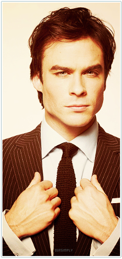 ♦  Ian Somerhalder ● Quotes and Facts.