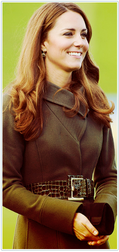 ♦ Kate Middleton ● Quotes and Facts.