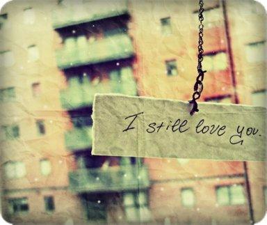 J'ai crue que sans toi c'était impossible.