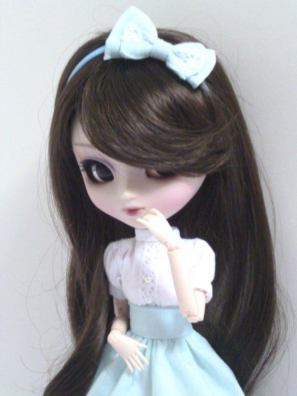 Nouvelle séance d'Ayumi!