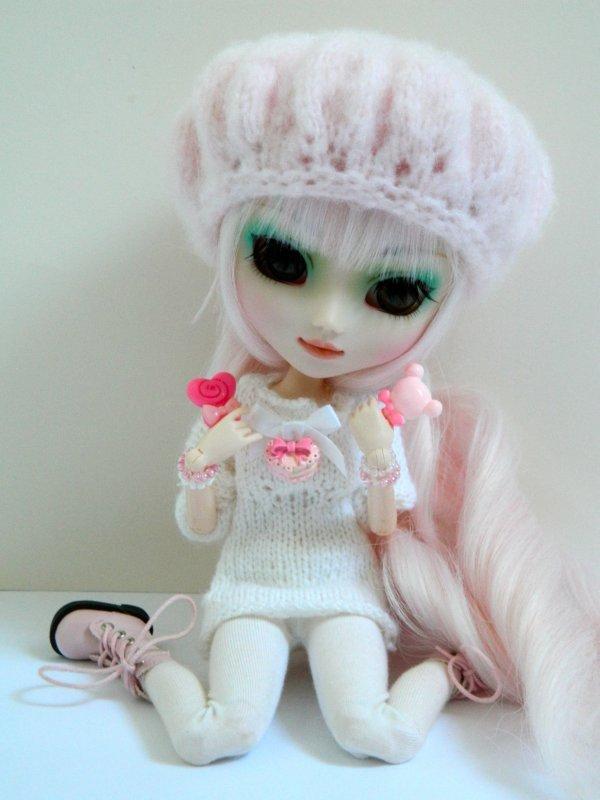 Nouvelle séance de mon bonbon rose!