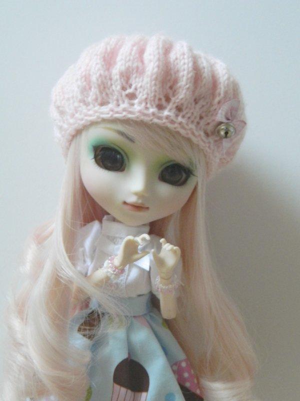 Nouvelle séance de ma doll!