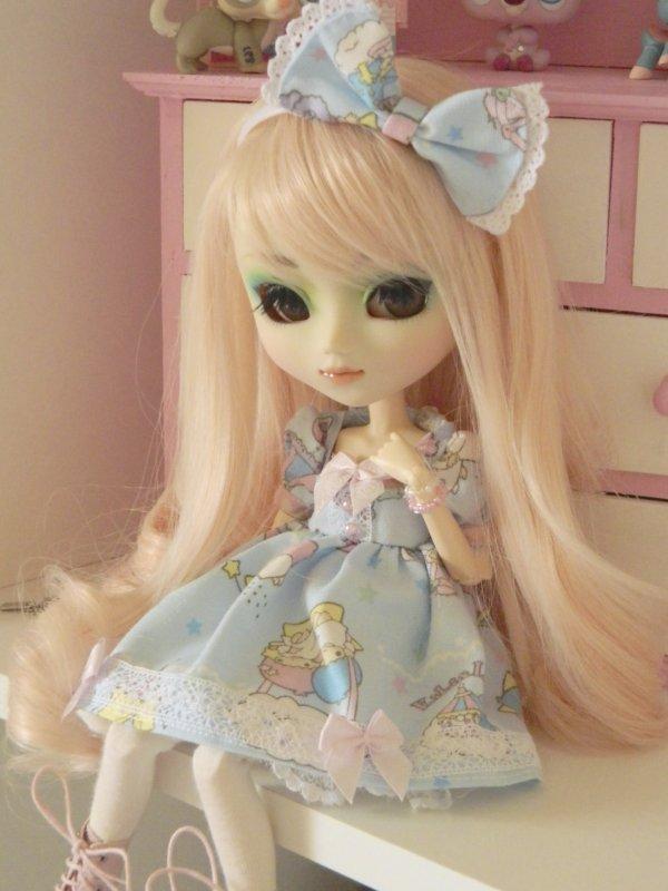 Une petite photo de Kimiko-chan!