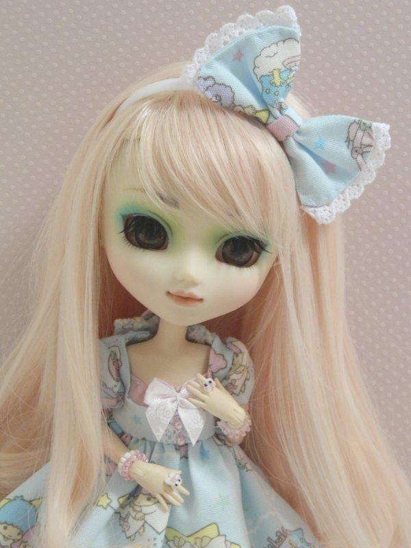 Nouvelle séance de Kimiko!