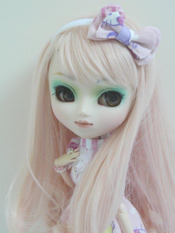 Séance photo de ma petite Kimiko!