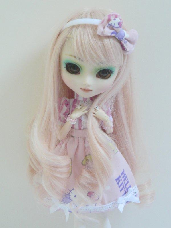 Séance photo de ma petite Kimiko(suite)!