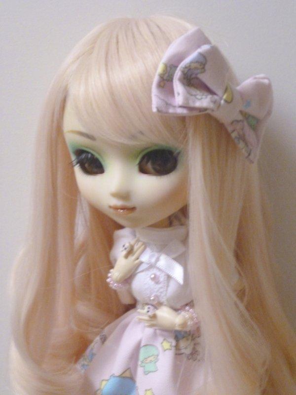 Nouvelle séance de ma petite Kimiko!