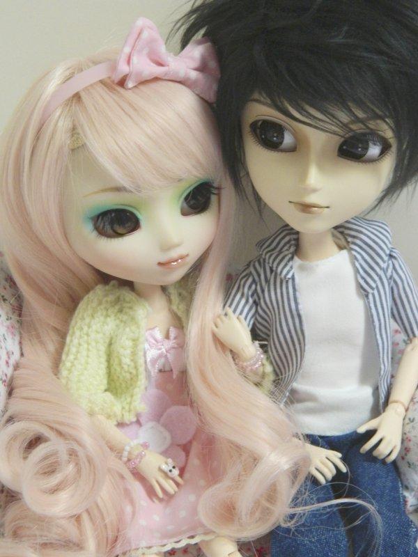 Séance de couple(Ikuto et Kimiko)!