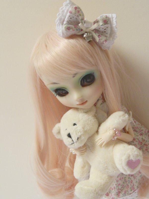Little Kimiko in Floral Dress(2ème partie)!