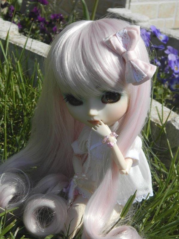 Séance de Kimiko en extérieur!