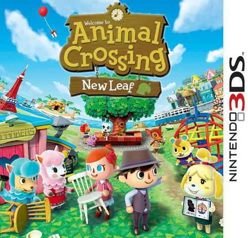 Animal Crossing new Leaf!