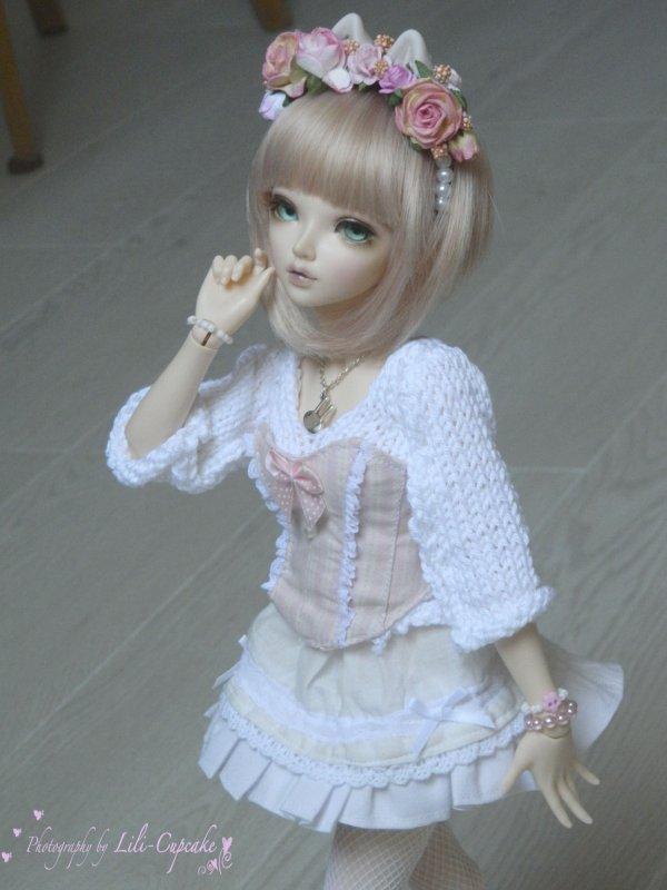 """Umi en mode """"Neko""""!"""