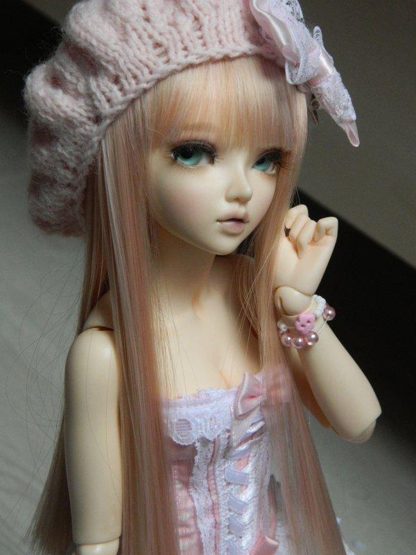 My pink beauty…