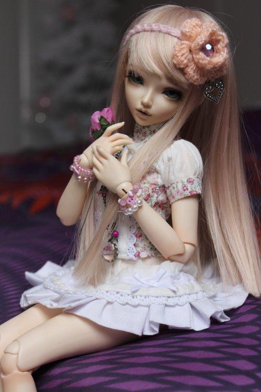 My princess in flower dress...(Partie 1)