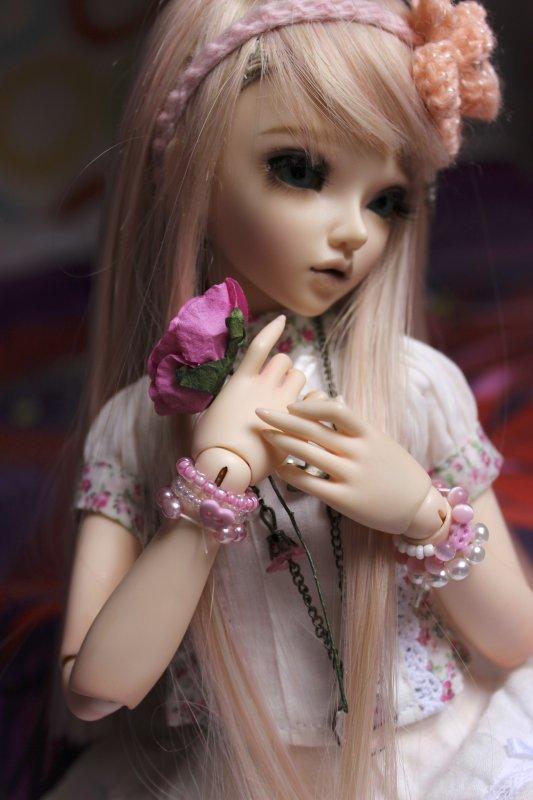 My princess in flower dress...(Partie 2)