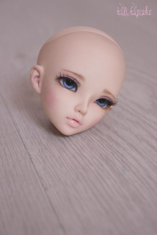 My make-up work!