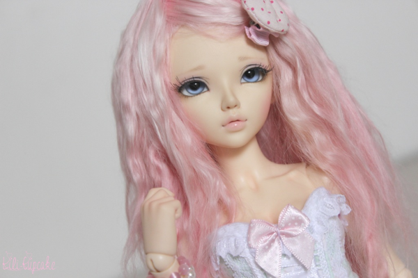 Nouvelle wig pour Umi!