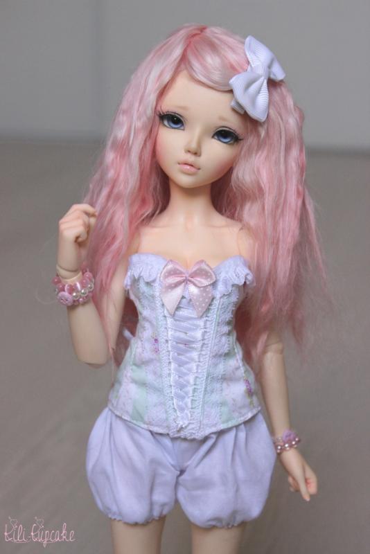 Umi et sa nouvelle tenue!