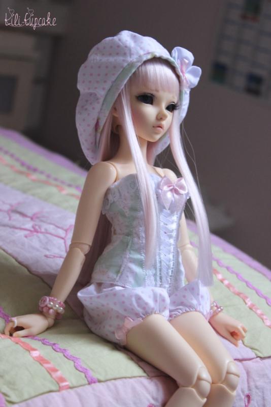 New wig pour Umi + bonus!