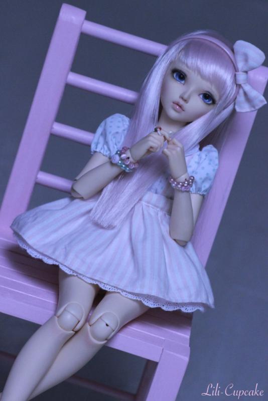 Princesse pastel...