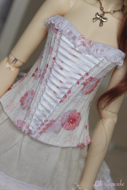 New corset for Chihiro!