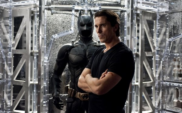 Christian Bale ! <3