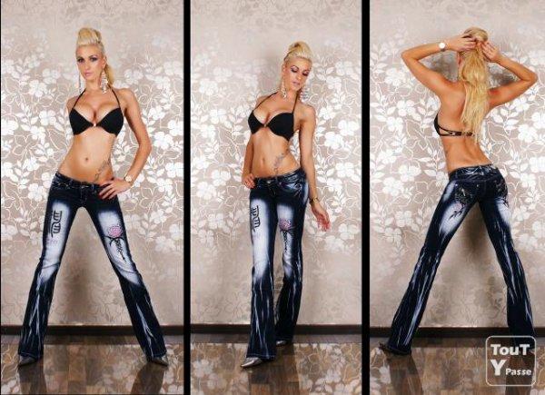 woW !! Ce pantalon jeans wonderfuull !!! *** ameiiiii :-) **