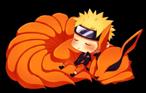 Naruto et kyuby