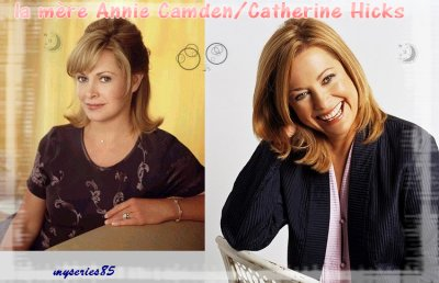 Catherine Hicks/Annie Candem