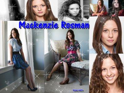 +++ Ruthie Camden jouée par Mackenzie Rosman (la petite dernière) +++