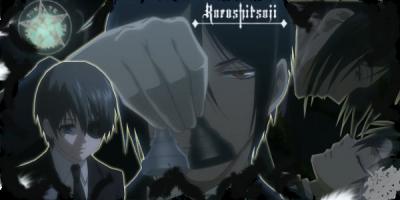 Kuroshitsuji (Black Butler) les épisodes !
