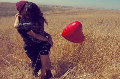 Dit moi que tu m'aime, et embrasse moi.