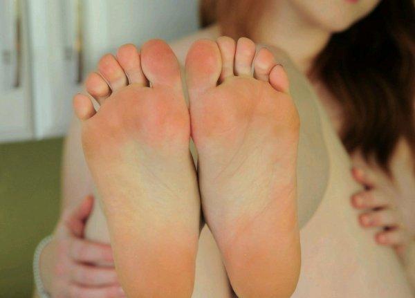 kikoo (des pieds) du matin lol