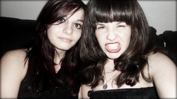 Anais, tout simplement ma meilleure amie.♥