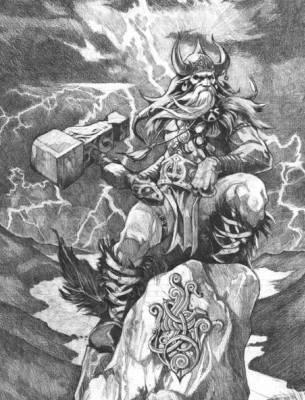 Dieux viking blog de revesceltic - Dieu nordique 4 lettres ...