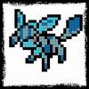 Un pixel art de Givrali pour NyaForever