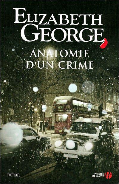 Anatomie d'un crime de George Elizabeth