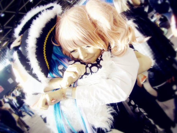 Ancienne photo de mon cosplay :3
