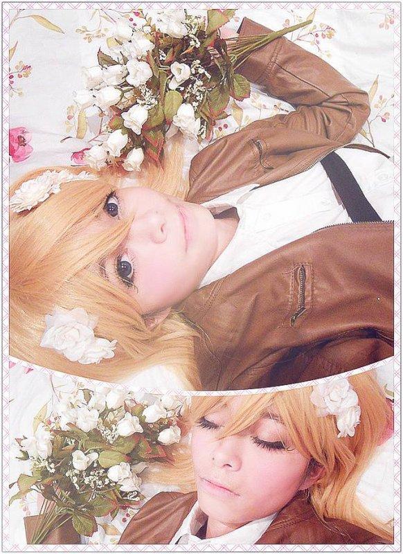 Mon cosplay de Christa :3 ♥
