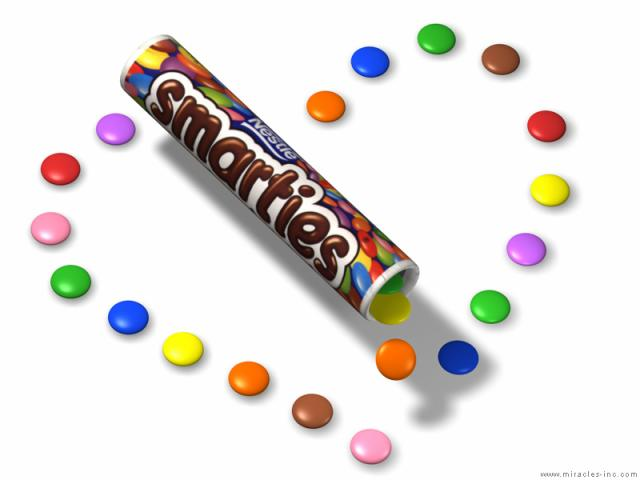 Smarties-Colores  ( S-C )